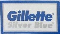 Gillette - Silver Blue