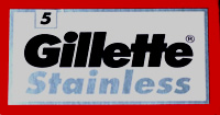 Gillette - Stainless