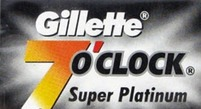 Gillette - Super Platinum